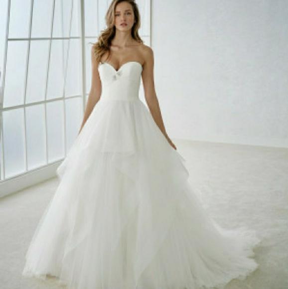 St Patrick Dresses San Patrick Wedding Dress Poshmark